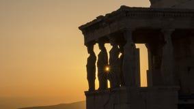 The Acropolis, Athens stock photography