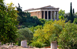 Acropolis of Athens Stock Photography