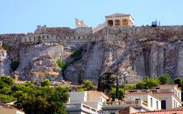 Acropolis of Athens Royalty Free Stock Photo