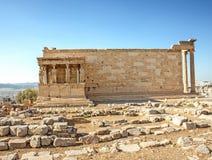 Acropolis of athens. Art architecture parthenon Royalty Free Stock Photos