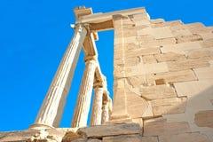 Acropolis of athens. Art architecture parthenon Royalty Free Stock Photography