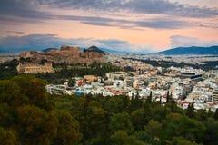 Acropolis, Athens. Stock Photo