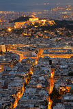 Acropolis, Athens. Stock Photo