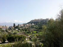 Acropolis of Athens, Athens, Greece Royalty Free Stock Photography