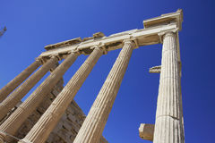 Acropolis, Athens city, Greece Stock Photos