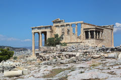 The Acropolis, Athens - Greece Royalty Free Stock Image