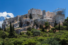 Acropolis Athens Greece Royalty Free Stock Photography