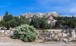 Acropolis Athens Greece Stock Images