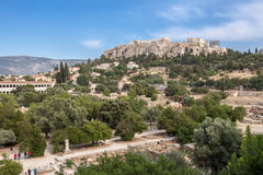 Acropolis Athens Greece Royalty Free Stock Photos
