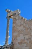 Acropolis, Athens Greece Royalty Free Stock Image