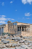 Acropolis, Athens Greece Royalty Free Stock Photography