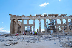 Acropolis, Athens Greece Royalty Free Stock Photos
