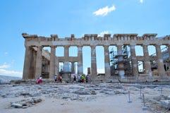 Acropolis, Athens Greece Royalty Free Stock Photos
