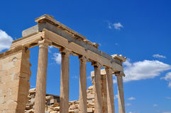 Acropolis, Athens Greece Stock Photos