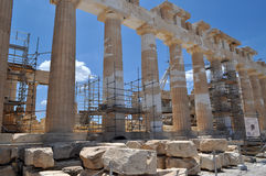 Acropolis, Athens Greece Stock Images
