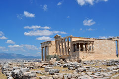 Acropolis, Athens Greece Royalty Free Stock Photo