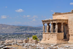 Acropolis, Athens Greece Stock Photography