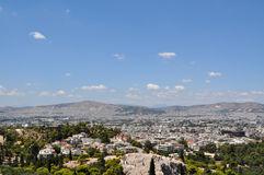 Acropolis, Athens Greece Royalty Free Stock Image