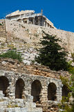 Acropolis of Athens, Greece Royalty Free Stock Photo