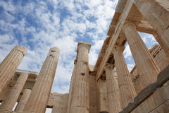 Acropolis Athens Royalty Free Stock Photography