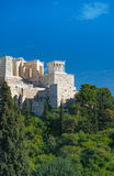 Acropolis of Athens, Greece Royalty Free Stock Images