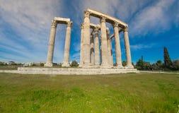 Acropolis of Athens, Greece Royalty Free Stock Photos