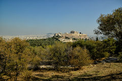 Acropolis Athens Greece Royalty Free Stock Photos