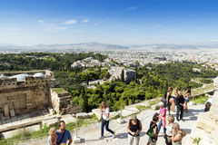 Acropolis Royalty Free Stock Images
