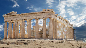 Acropolis of Athens,Greece Royalty Free Stock Image