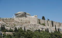 Acropolis, Athens Stock Photography