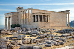Acropolis in Athens Stock Images