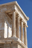 Acropolis of Athens. Temple of Athena Nike. Greece Royalty Free Stock Photography