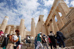 Acropolis Athens Stock Images