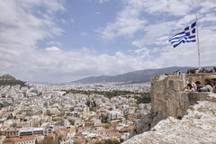 Acropolis Athens Stock Photo