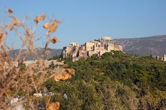 Acropolis, Athens Stock Images