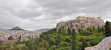Acropolis of Athens Royalty Free Stock Photos