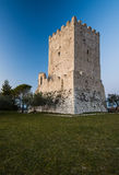 Acropolis of Civitavecchia di Arpino, Italy Royalty Free Stock Photography