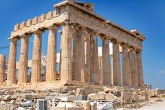 Acropolis de Atenas Imagens de Stock