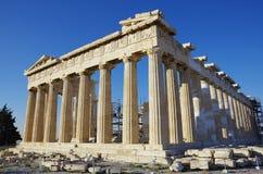 Acropolis em Atenas, Greece Fotos de Stock Royalty Free