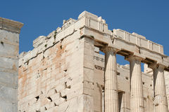 Acropolis, Greece Royalty Free Stock Images