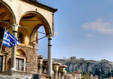Acropolis Greece, Stock Image