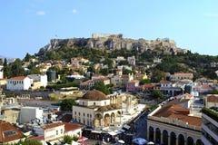 Acropolis Greece Stock Images