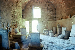 Acropolis Interior Stock Photography