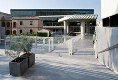 The Acropolis Museum Royalty Free Stock Images