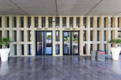 Acropolis museum in Athens Stock Photo