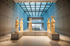 Acropolis Museum in Athens Royalty Free Stock Images