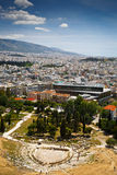 Acropolis museum. Royalty Free Stock Photography