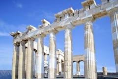 Acropolis Parthenon Greece Royalty Free Stock Image