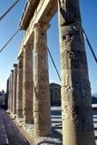 Acropolis Pillars Royalty Free Stock Images