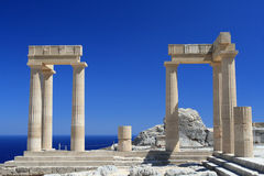 Acropolis Stock Photo